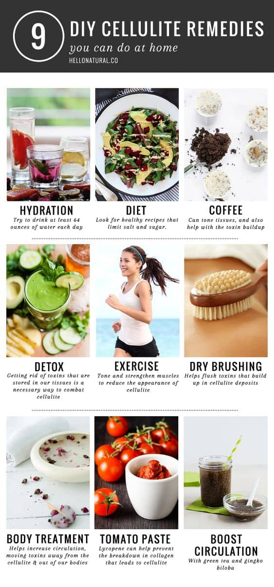 Best Cellulite Home Remedies That Work The Whoot