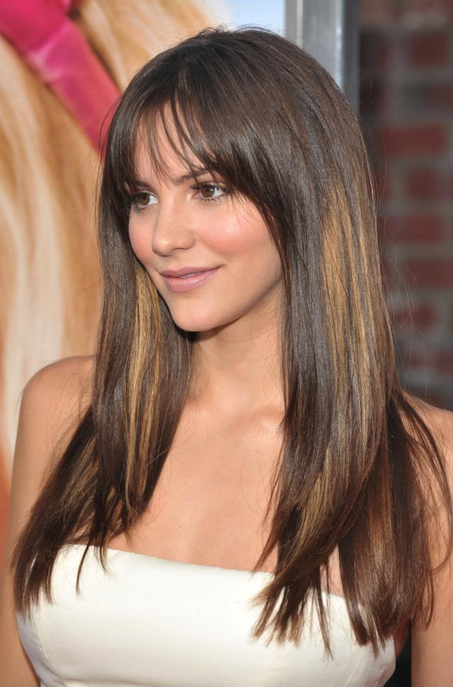 Sultry And Sexy Hairstyles For Round Faces Ohh My My