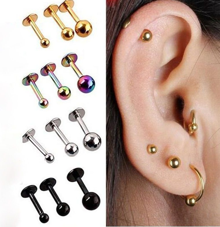 Top 10 Most Popular Upper Ear Piercings List And Get Free Shipping 2c5imb30