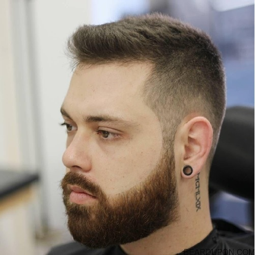 80 Manly Beard Styles For Guys With Short Hair October 2020