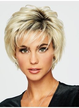 Short Hair Layered Choppy Haircuts Wigsbuy Com