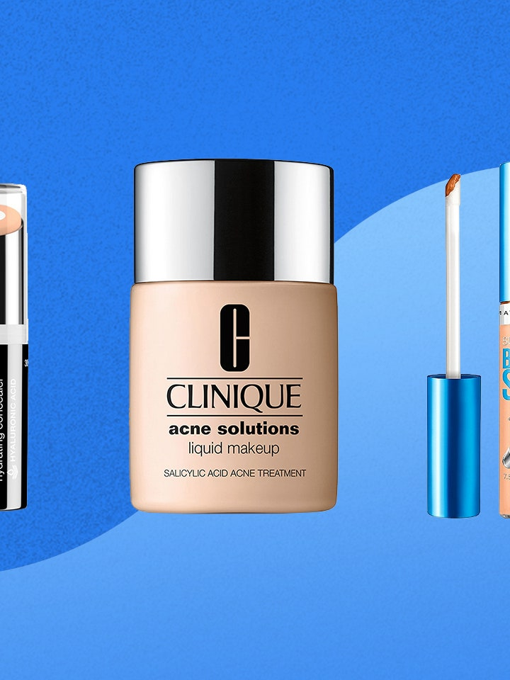 The 5 Best Concealers For Acne Prone Skin According To Dermatologists Self