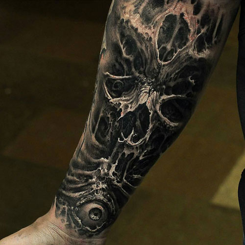 125 Best Forearm Tattoos For Men Cool Ideas Designs 2020 Guide